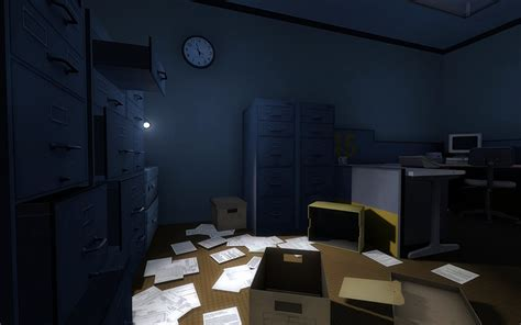 Stanley Offices by Artblog Time The Stanley Parable An Interactive