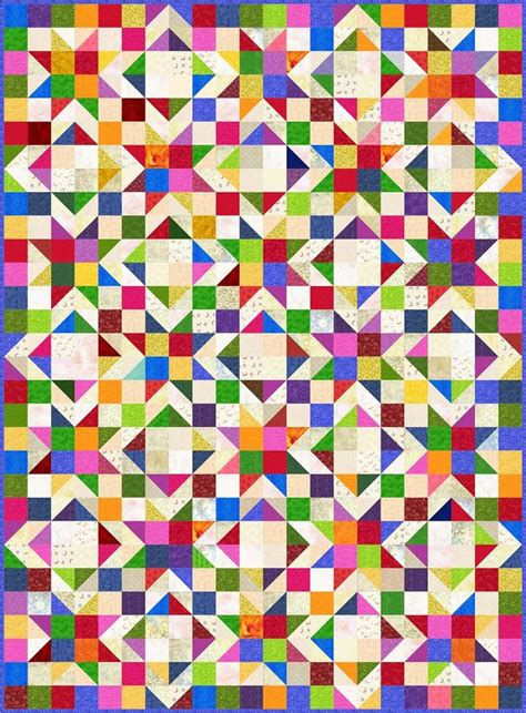 Quilt Pattern by 25 Best Ideas About Bright Quilts On Quilt