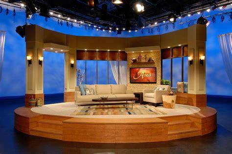 designing sets for oprah ellen tyra and now ricki the tv talk shows set google search app pinterest