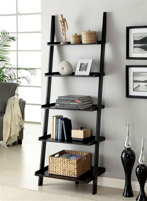 best 25 black shelves ideas on