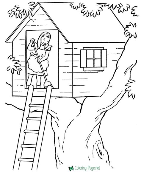 the yeti coloring book adults books tree house coloring pages