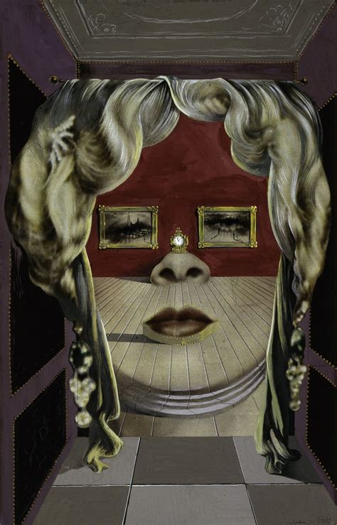 by salvador dali artist surrealism painting 2560x1440 salvador dal 237 mae west s face which may be used as a