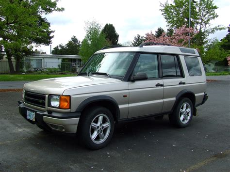 2000 land rover cars of a lifetime 2000 land rover discovery ii se7