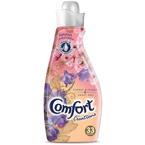 comfort shoo comfort creations cherry blossom 1 16l fabric conditioner