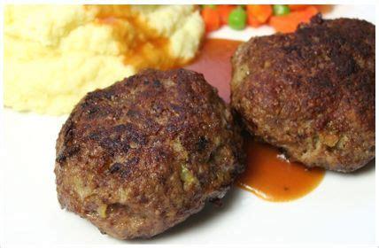 common comfort foods frikkadels opskrift