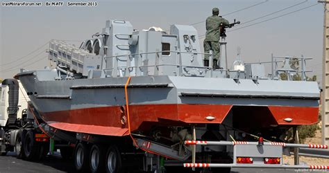 boat speed knots to km iran successfully tested missile boats with 110 knots