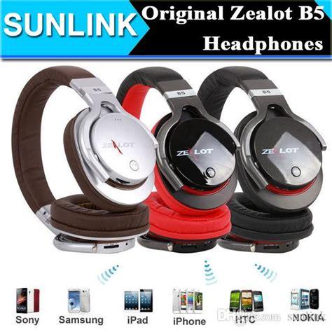Termurah Headseat Earphone Dap Dh 01 Mic Original Ba 1 original zealot b5 wireless bluetooth headset stereo earphone with microphone tf card slot for