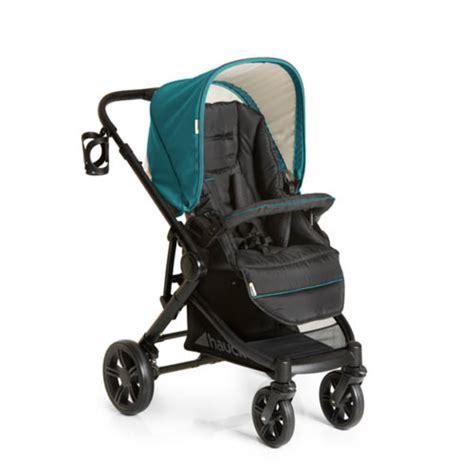 Stroller Atlantic hauck everglade atlantic plus trio set travel system pushchair carrycot car seat 4007923309094