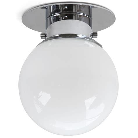 deckenleuchte kugel globus kugel deckenleuchte f 252 r das bad ip 44 216 20 cm