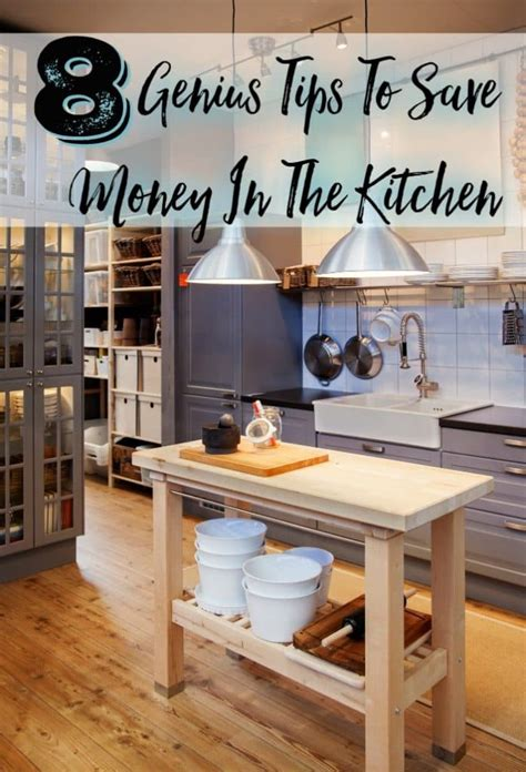 genius kitchen 8 genius tips to save money in the kitchen moments with