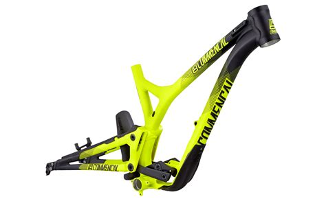 commencal supreme dh frame commencal 2016 frame supreme dh yellow 2016