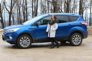 adventures in blue mountain with the 2017 ford escape
