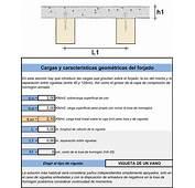 C&225lculo De Estructuras Forjados Mixtos Madera – Hormig&243n
