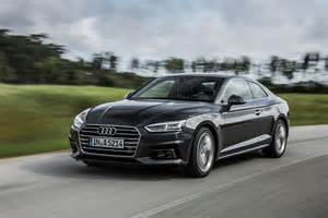 Audi Coupe A5 New Audi A5 Coupe 2016 Review Pictures Auto Express