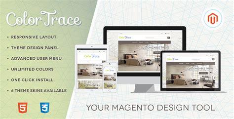 magento design themes translations colortrace responsive magento design tool theme