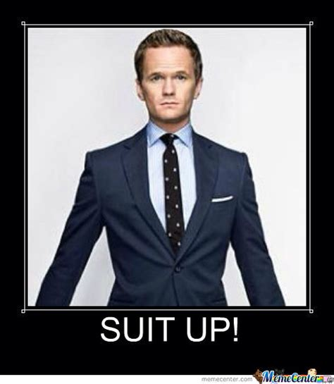 Suit Meme - suit up by janeznn30 meme center