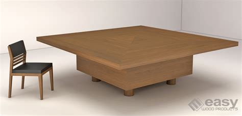cubo table cubo table easywood products