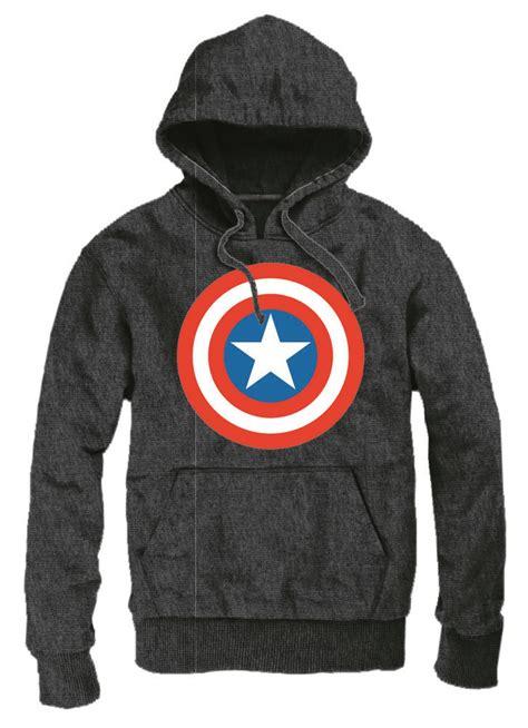 Sweater Captain Chicago Logo captain america sweater 192 capuche logo