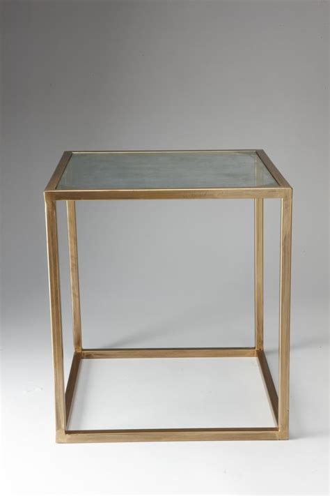 Gold End Table Target by Nate Berkus Accent Table Gold And Antiqued Glass Nate