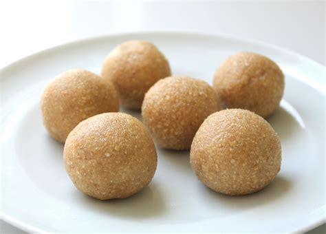 no bake sugar cookie dough balls sweetened naturally