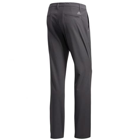 adidas golf ultimate classic trouser grey clothing