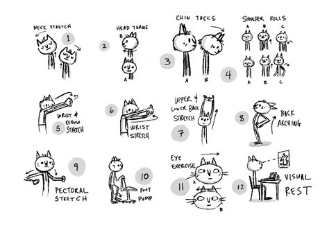 Exercises To Do At Your Desk For Abs Future Students November 2011