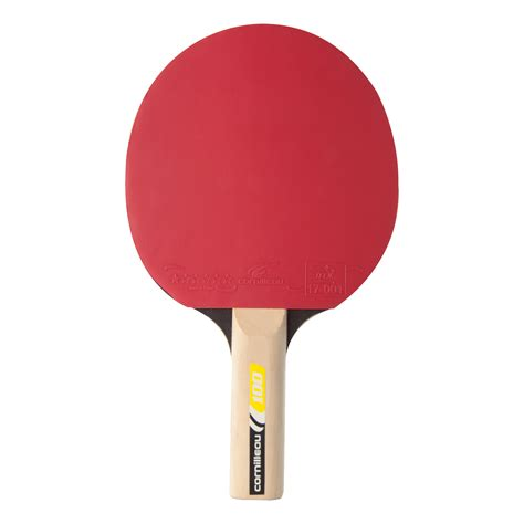table tennis bat by cornilleau sport 100 ping pong paddle