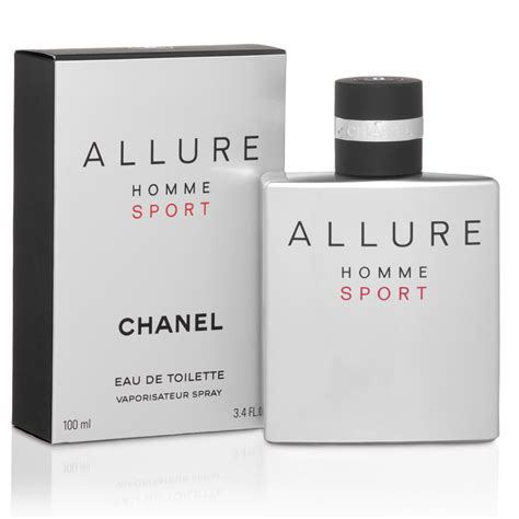 Homme Sport chanel homme sport eau de toilette 100ml s of kensington