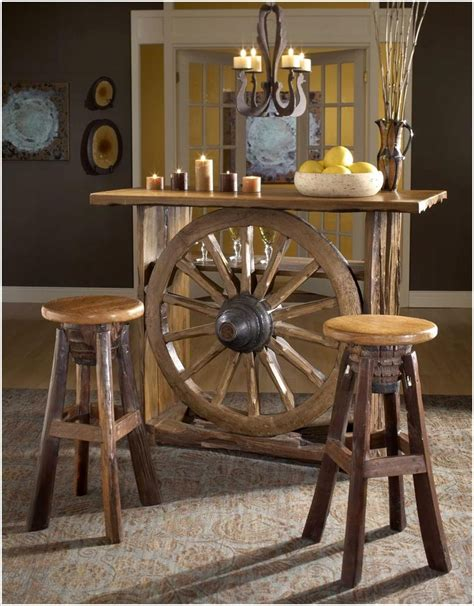 wagon wheel home decor 10 amazing ideas to decorate your home with wagon wheels