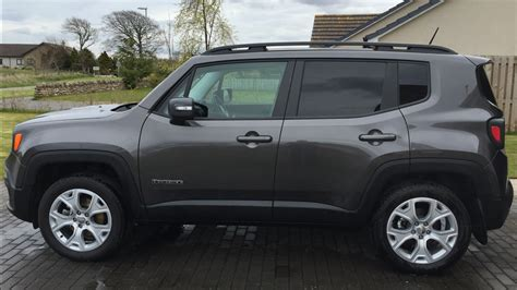 gray jeep renegade what colour alloys jeep renegade forum