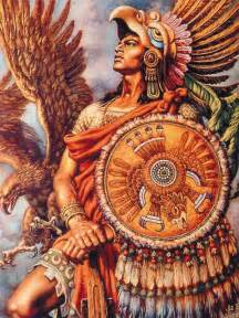 Aztec Jaguar Warrior Aztec Warriors