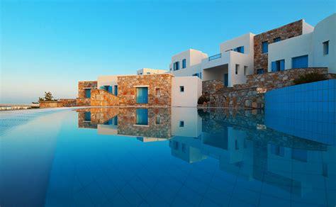 Interior Online miramare hotel folegandros island