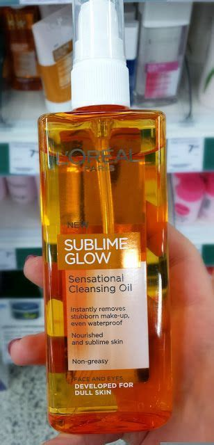 Review Loreal Sublime Glow by L Oreal Sublime Glow Sensational Cleansing Reviews