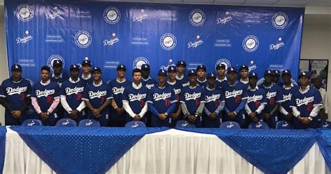 Dodger Giveaway Schedule 2017 - 2017 18 international signing period dodgers announce addition of 26 prospects