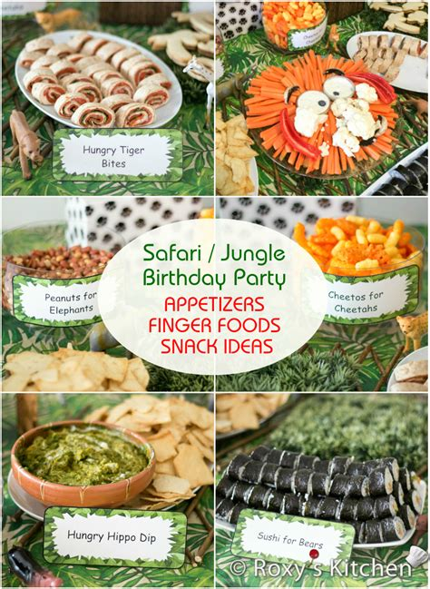 Themed Birthday Decorations by Safari Jungle Themed Birthday Cheap