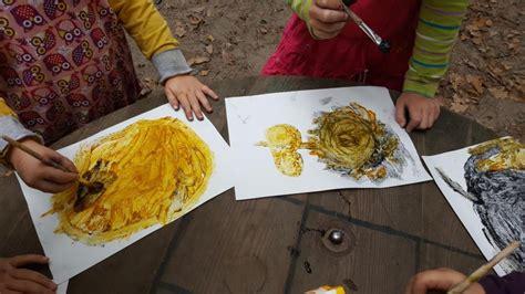 Farben Im Kindergarten Ideen farben der natur kindergarten ideen