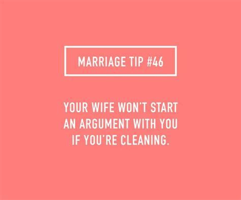 Marriage Tip 46 Wedding Card   Hilarious Greeting Cards