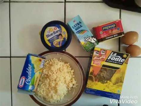 xara membuat anak resep dan cara membuat macaroni schotel mudah dan enak