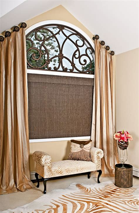Arched Window Treatments Ideas 88 Best Arch Window Ideas Images On Pinterest Arched Window Treatments Shades And Window