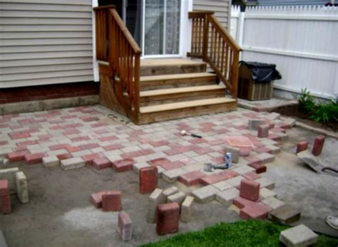 Patio Block Design Ideas Cheap Patio Pavers Ketoneultras