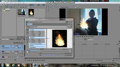 Vegas Pro 11 Tutorial Effects | sony vegas pro 11 tutorial how to ep 2 how to make