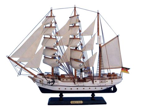 Handcrafted Model Ship - gorch fock 20 quot ship models model ships for sale