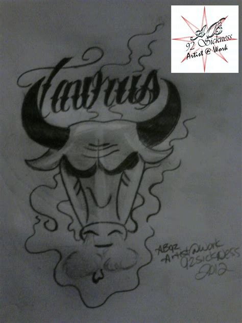 chicago bulls tattoo designs boy est 1992 chicago bulls taurus design
