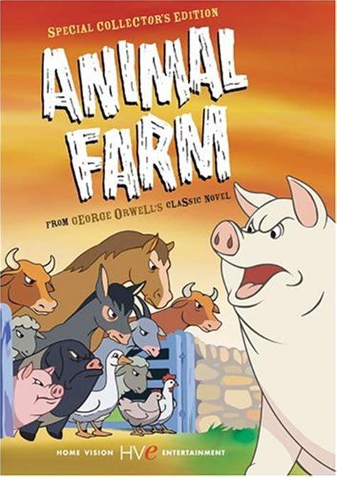 animal farm picture book animal farm