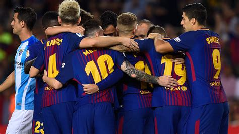 barcelona match today barca roll on calmly amidst catalan chaos nigeria today