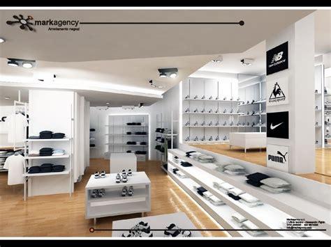arredamento abbigliamento progetto negozio abbigliamento sportivo arredamento per
