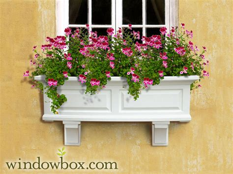 window boxes presidential 3ft window box lifestyle white 705 w jpg