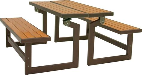 convertible bench table lifetime convertible picnic table bench patio table