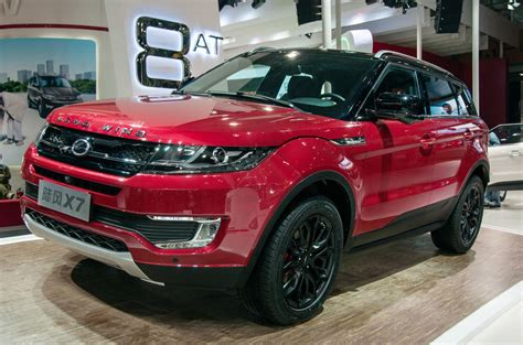 land wind x7 range rover evoque versus landwind x7 copycat which is