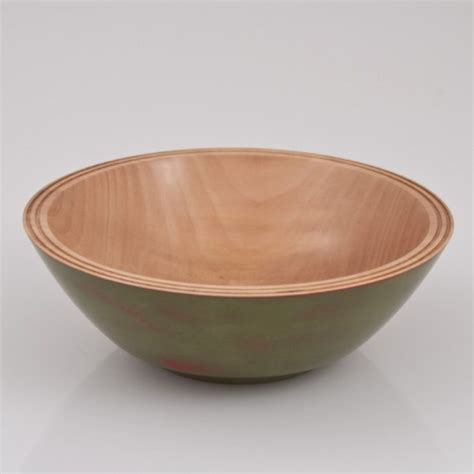 wooden bowl handmade